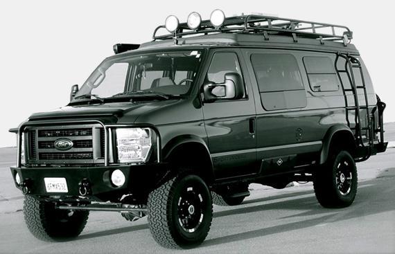 Лучшие машины против зомби-апокалипсиса - Страница 1 из 3