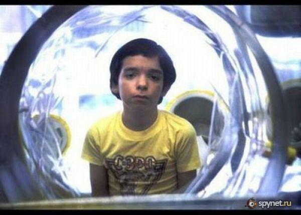 Мальчик, который прожил всю жизнь в пузыре (24 фото ...