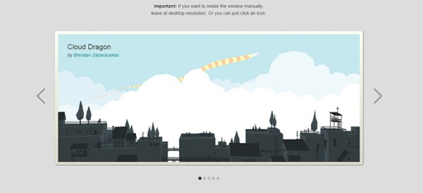 10 Amazing Pure CSS3 Image Sliders – Bashooka