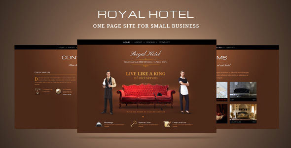 15 Elegant Hotel Amp Travel HTML Website Templates Bashooka