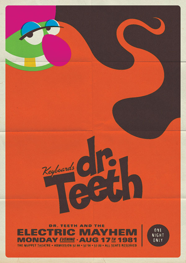 40 cool creative poster designs
