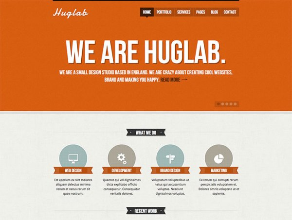 90 Best Business Website Templates 2013 | Web & Graphic ...