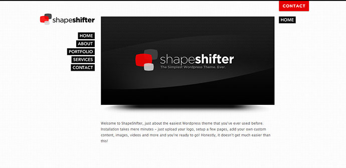 ShapeShifter - One Page, Infinite Possibilities