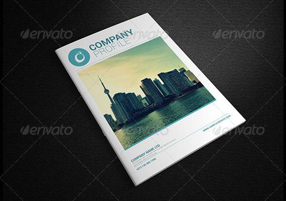 30 High Quality InDesign Brochure Templates Bashooka