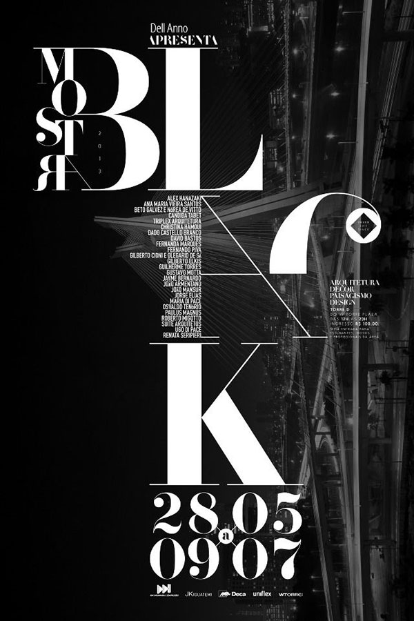Mostra Black