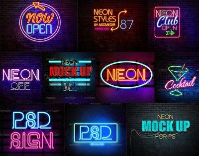 Neon Styles Bundle