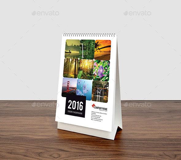 21 Best Calendar Templates For 2016 Web Amp Graphic Design