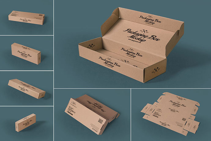 Download 50 Tasty PSD Food Packaging Mockup Design Templates - Bashooka