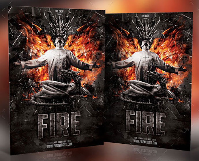 25 exciting psd movie poster design