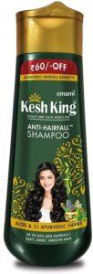 شامبو كيش كينج الهندى الأفضل للشعر الهايش وضد التساقط Kesh King Anti-hairfall
