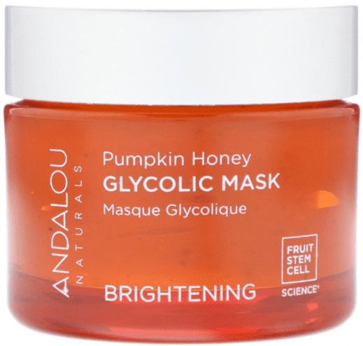 ماسك جليكوليك القرع والعسل glycolic mask للوجه من الصيدلية