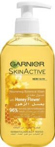غسولغارنييه بعسل الزهور للوجة للبشرة الجافة