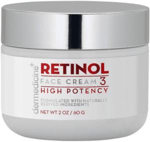 كريم الريتينول للوجه والعين 3٪ منديرميديسينRetinol Cream For Face & Eye 3 Blend