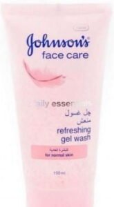 غسول جونسون للبشرة العادية johnson's face care daily essentials for normal skin