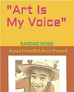 Children's Book- Art Is My Voice