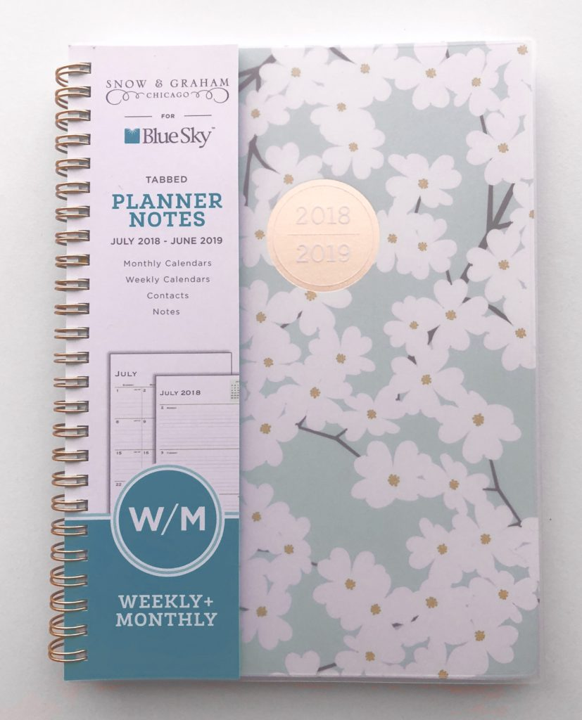 School Supplies Planner