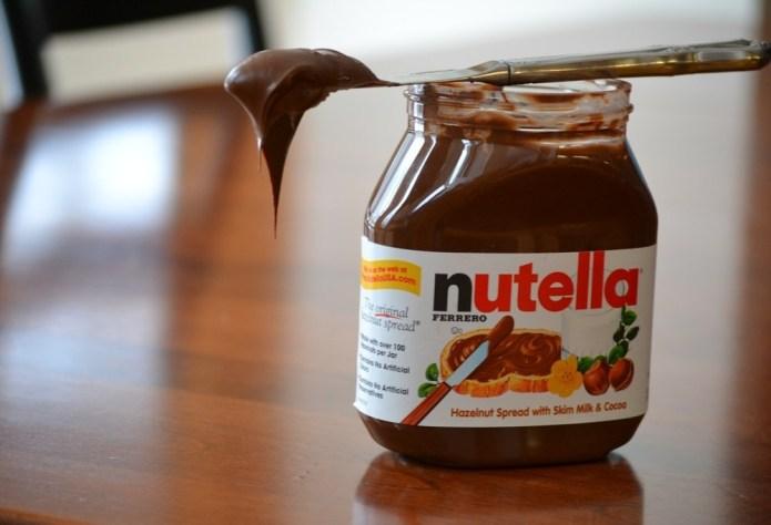 ew nutella