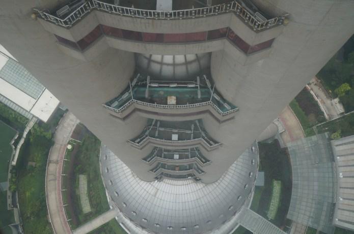 Oriental Pearl Tower View