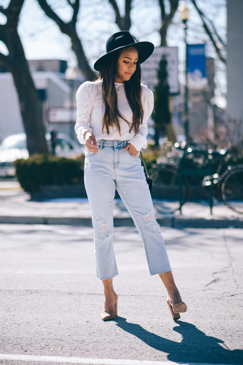 Major Must Have: Kick Flare Jeans for Spring