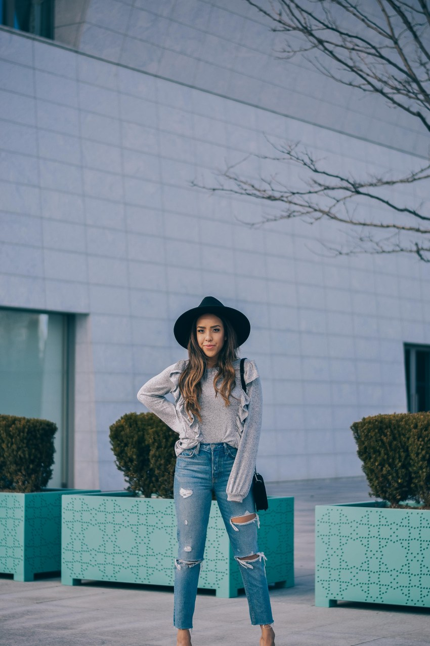 Top 5 Ruffle Pieces you Need for Spring!