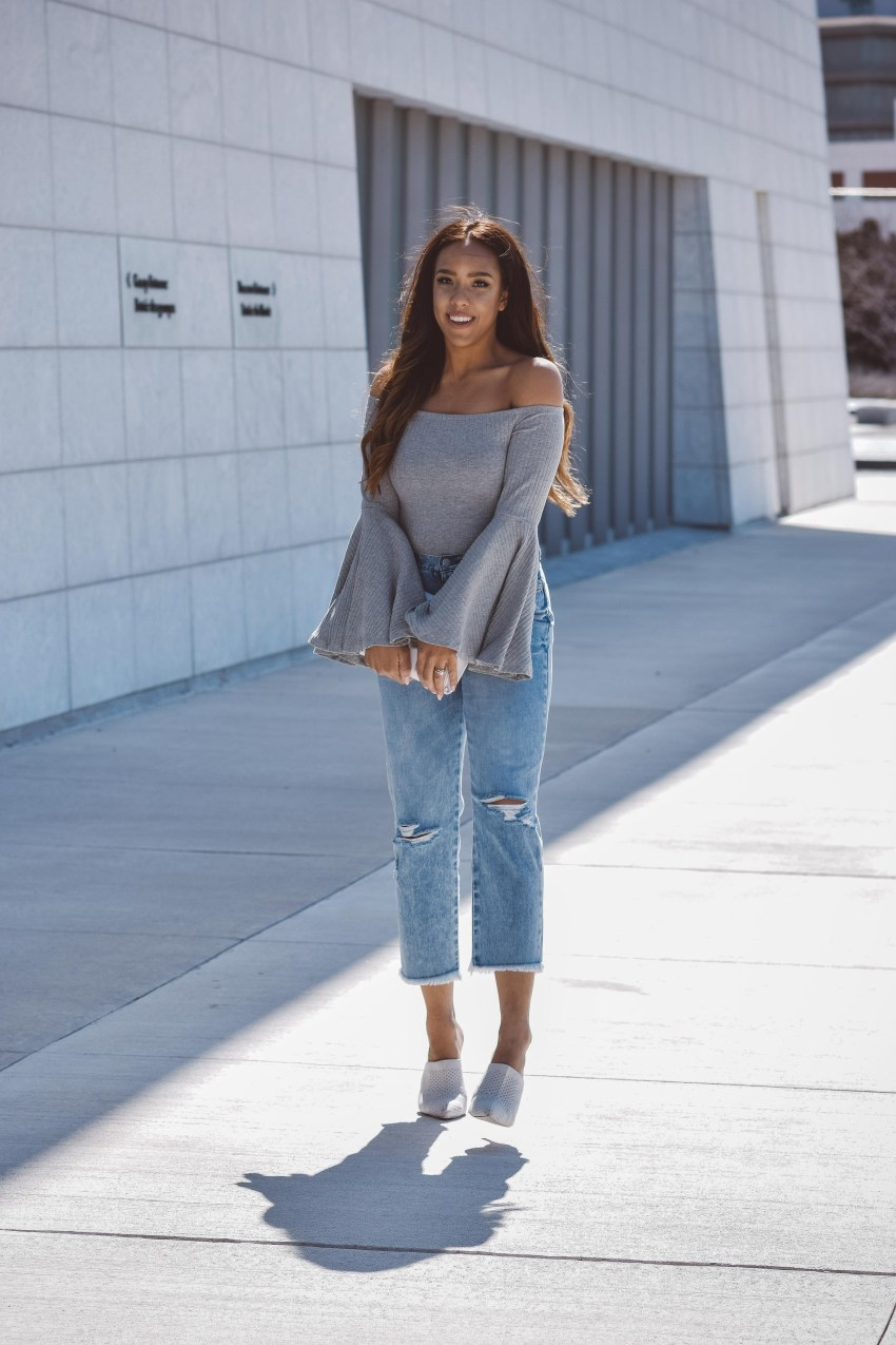 Denim for Spring with Marshalls