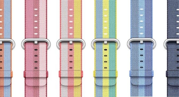 new-woven-nylon-apple-watch-bands-spring-2017
