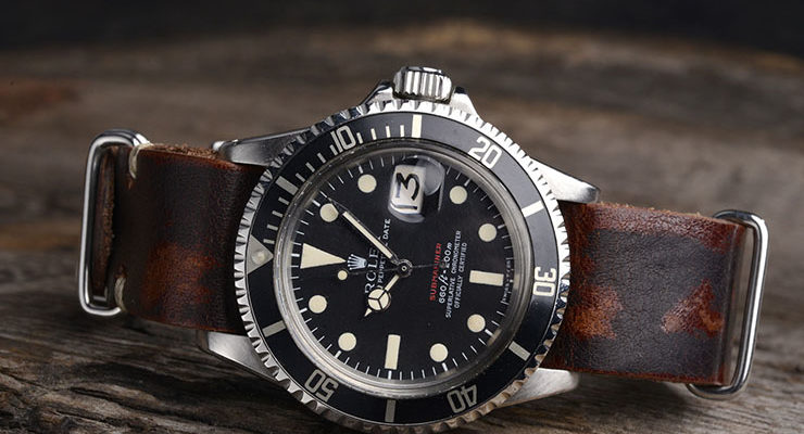 rolex-black-and-tan-strap