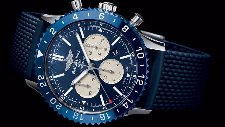 Breitling-blue-rubber-strap