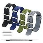 CIVO Nato watch strap 4-pack on Amazon