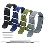 CIVO Nato watch strap 4-pack on Amazon