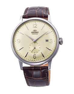 Orient Bambino Small Seconds - Champagne Dial - Model Number RN-AP0003S10A