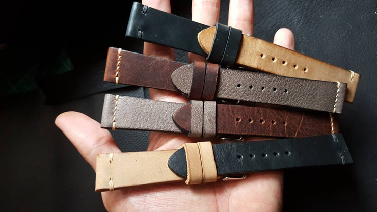 Two One Four Straps - Watch Strap Options