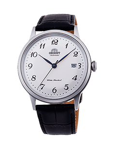 Orient Bambino Version 5 - White dial - Stainless Steel Case RA-AC0003S10A