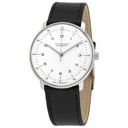 Junghans Max Bill Automatic White Dial