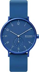 Skagen Aaren Blue