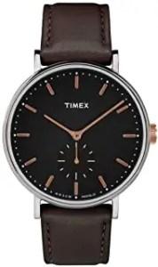 Timex Fairfield Black dial