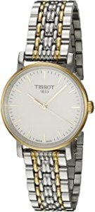 Tissot Everytime Small Two Tone on Bracelet