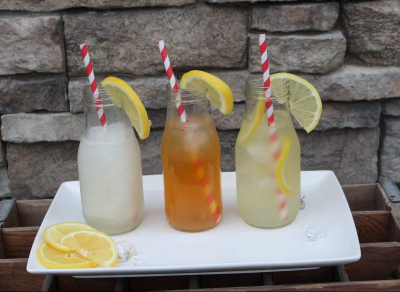 fresh homemade lemonade 014