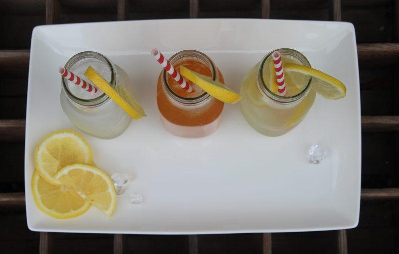 fresh homemade lemonade 022