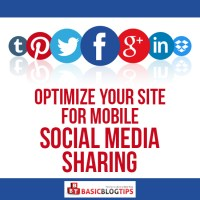 Optimize Your Site for Mobile Social Media Sharing