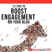 12 Simple Ways to Boost the Audience Engagement Level of Your Blog