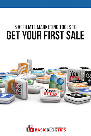 Affiliate Marketing Tools to Help with Your First Sale
