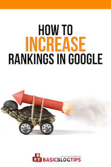 Simple Guide to Increase Google Rankings