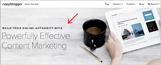 Branding From Copyblogger