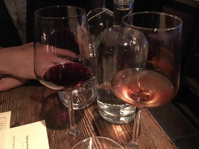 Dinner at Kensington Wine Rooms