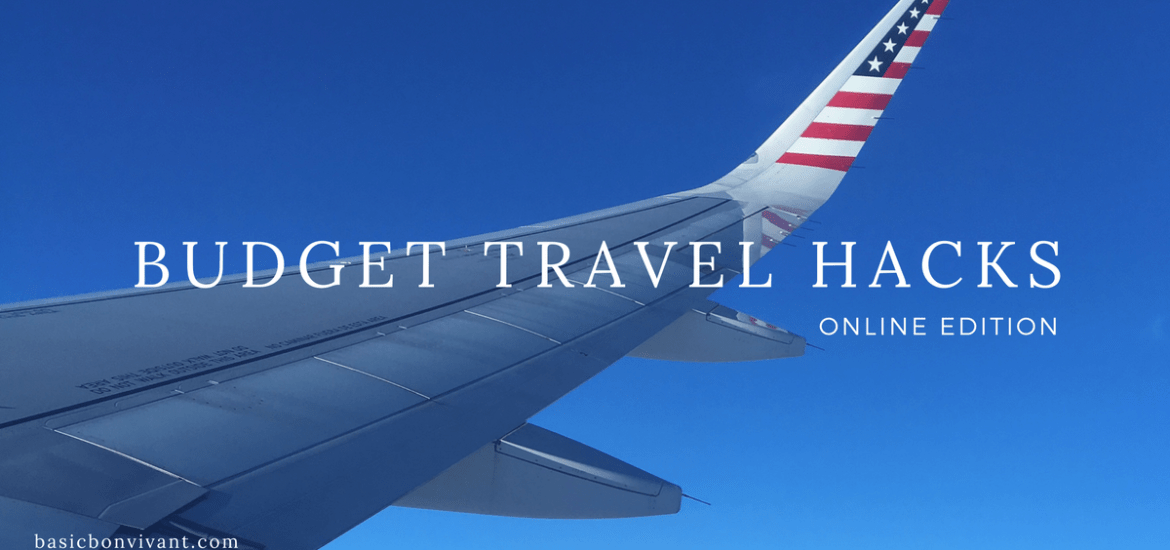 Budget Travel Hacks for the savvy traveler