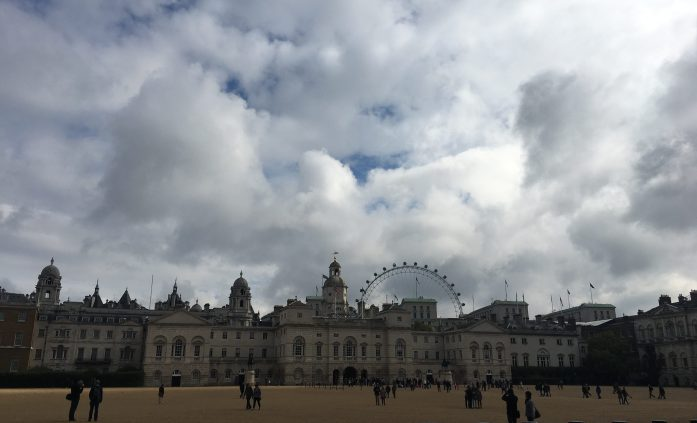 One of my favorite London views
