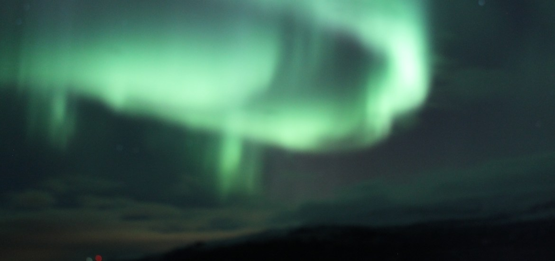 northern lights chasing in tromsø