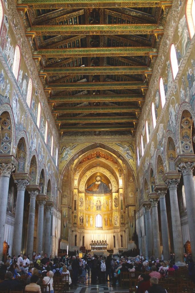 Cattedrale di Monreale, Monreale, Sicily, Italy