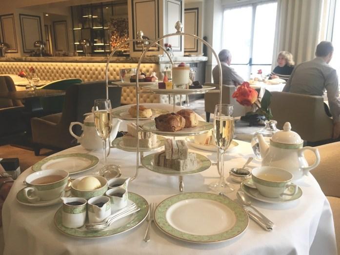 Park Room Gluten Free Afternoon Tea London